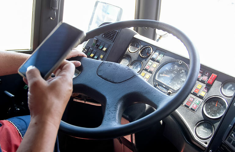 Distracted driving: Why it should be a focus for carriers