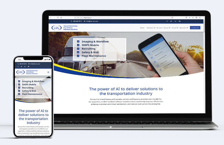 Transportation industry can find answers at new website by automated solutions partner